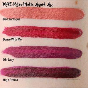 MAC Cosmetics Makeup - 🥀MAC RETRO MATTE🥀